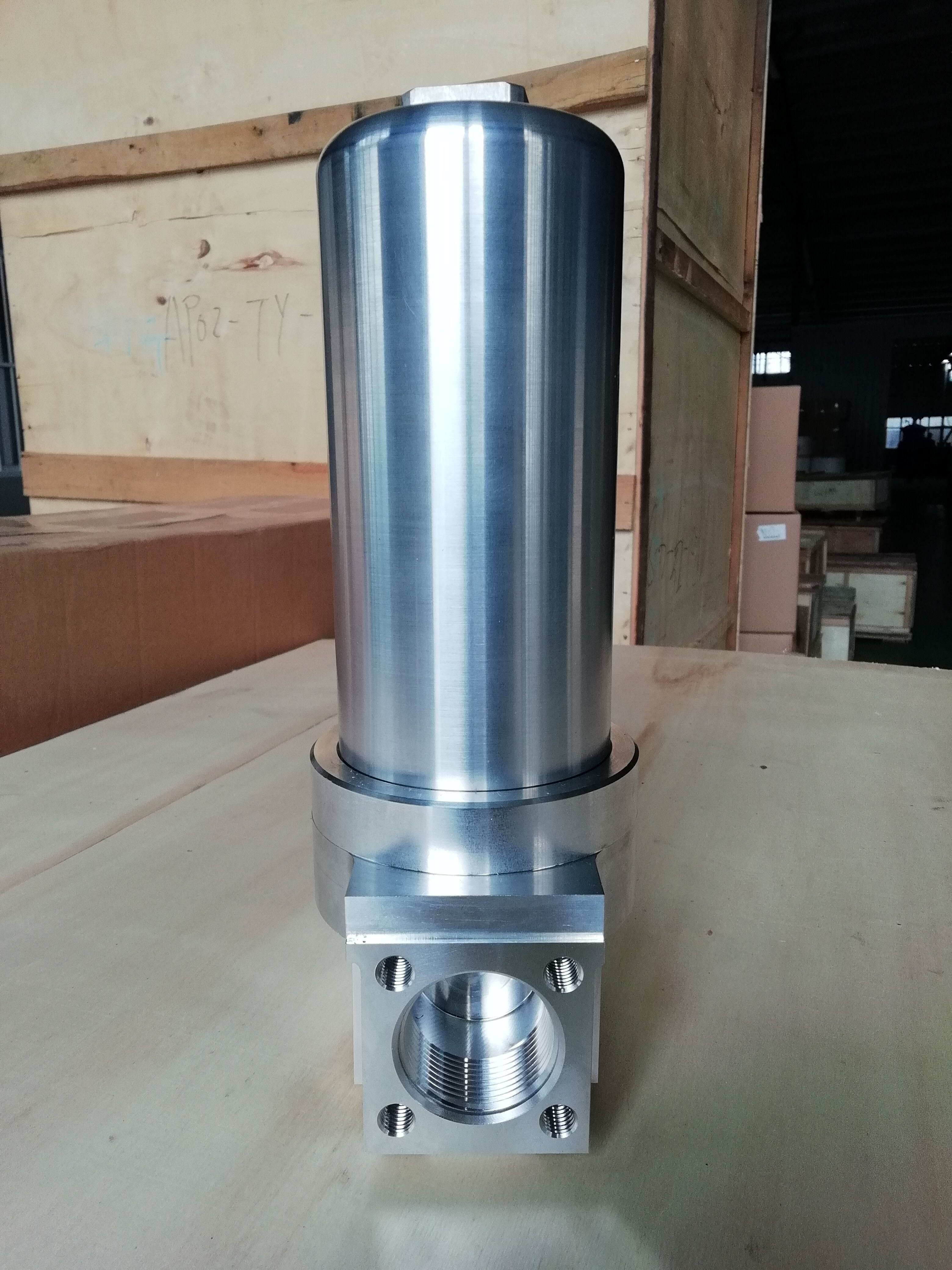 YPM110管路中压过滤器