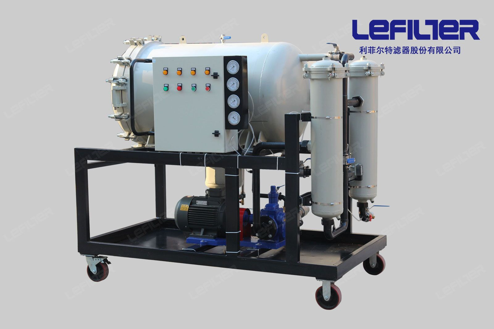 变压器油净化聚结脱水滤油
